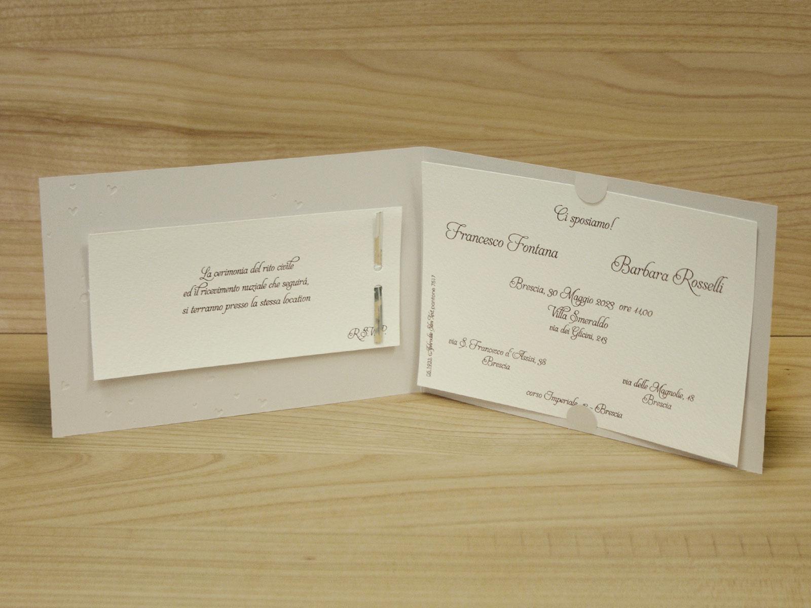 Partecipazioni Matrimonio Azzurro : Le più belle partecipazioni matrimonio eleganti campione gratuito