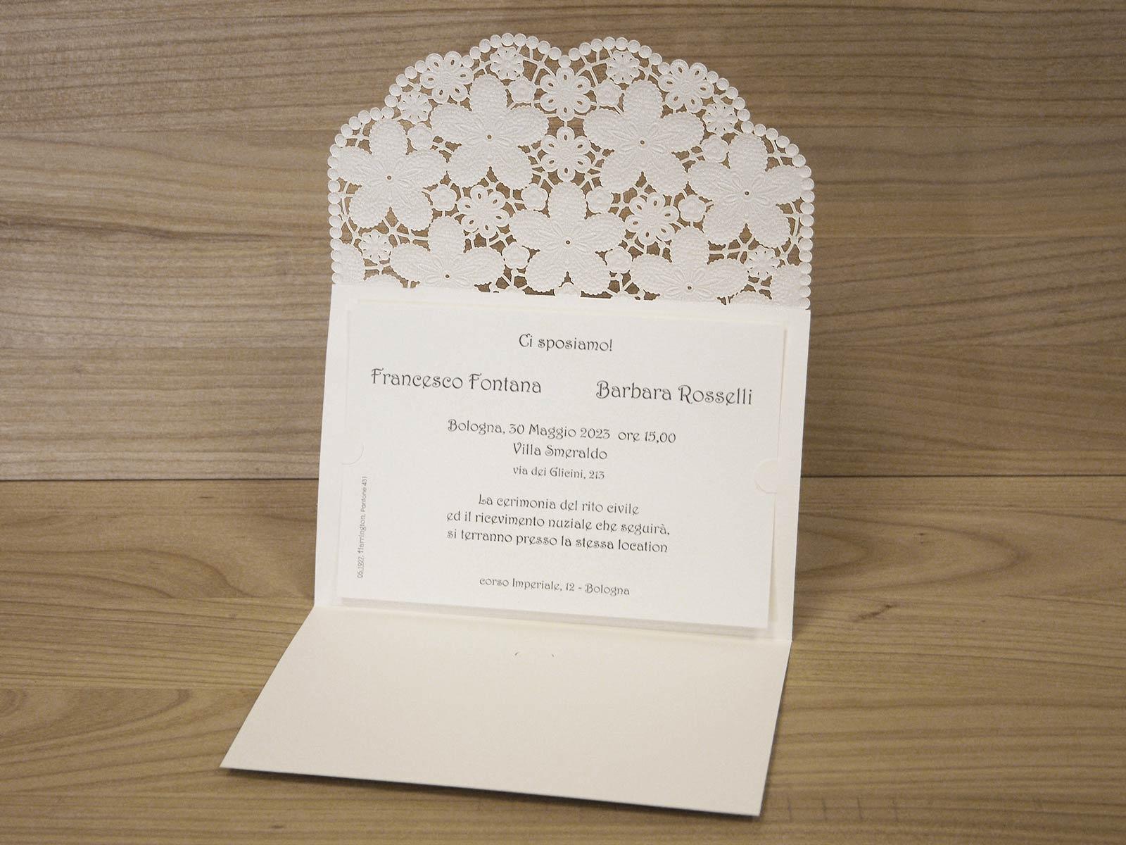 Le Più Belle Partecipazioni Matrimonio Eleganti Campione Gratuito