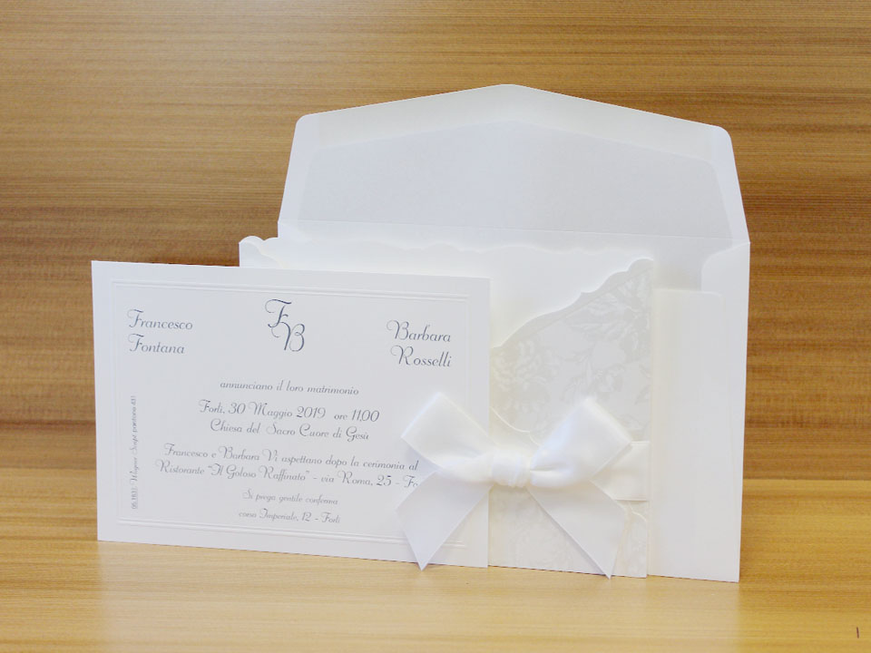 Partecipazioni Eleganti Matrimonio.Le Piu Belle Partecipazioni Eleganti Campione Gratuito